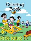Coloring Book - For Kids Cover Image