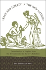 Race and Liberty in the New Nation: Emancipation in Virginia from the Revolution to Nat Turner's Rebellion Cover Image
