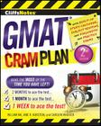 CliffsNotes GMAT Cram Plan, 2nd Edition Cover Image