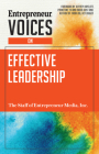 Entrepreneur Voices on Effective Leadership Cover Image