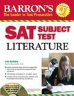 Barron's SAT Subject Test Literature with CD-ROM Cover Image