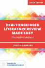 Health Sciences Literature Review Made Easy Cover Image