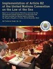 Implementation of Article 82 of the United Nations Convention on the Law of the Sea (Technical Study #12) Cover Image