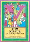 Yom Kippur: A Family Service Cover Image