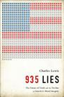 935 Lies: The Future of Truth and the Decline of America's Moral Integrity Cover Image