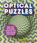 Optical Puzzles: Over 200 Captivating Puzzles to Test Your Eyes and Brain Power Cover Image