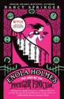 The Case of the Peculiar Pink Fan: An Enola Holmes Mystery Cover Image