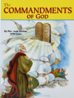 The Commandments of God (St. Joseph Picture Books) Cover Image