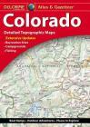 Delorme Atlas & Gazetteer: Colorado Cover Image