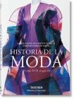Historia de la Moda del Siglo XVIII Al Siglo XX Cover Image