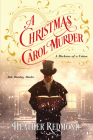 A Christmas Carol Murder (A Dickens of a Crime #3) Cover Image