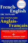 Merriam-Webster's French-English Dictionary Cover Image