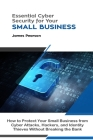 Essential Cyber Security for Your Small Business: How to Protect Your Small Business from Cyber Attacks, Hackers, and Identity Thieves Without Breakin Cover Image