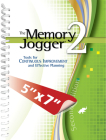 The Memory Jogger 2: A Desktop Guide of Tools for Continuous Improvement and Effective Planning (Spiral) Cover Image