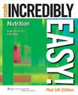 Nutrition Made Incredibly Easy] Cover Image