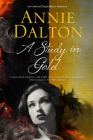 A Study in Gold: A Contemporary British Mystery Set in Oxford (Oxford Dogwalker Mystery #3) Cover Image