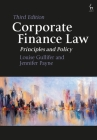 Corporate Finance Law: Principles and Policy Cover Image