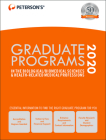 Graduate Programs in the Biological/Biomedical Sciences & Health-Related Medical Professions 2020 Cover Image