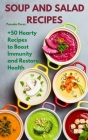 Soup and Salad Recipes Cover Image