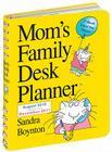 Mom's Family Desk Planner 2011 Cover Image