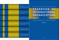 Yearbook of International Organizations 2011-2012 (6 Vols.): A Guide to Global Civil Society Networks Cover Image