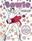 BOWIE: A Michael Allred Coloring Book: The Unauthorized Coloring Book Based on the New York Times–bestselling graphic novel Bowie! Cover Image