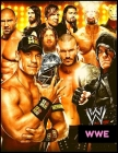 Wwe: Coloring Book for Kids and Adults with Fun, Easy, and Relaxing (Coloring Books for Adults and Kids 2-4 4-8 8-12+) High Cover Image