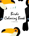 Birds Coloring Book for Children (8x10 Coloring Book / Activity Book) Cover Image