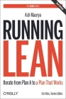Running Lean: Iterate from Plan A to a Plan That Works (Lean (O'Reilly)) Cover Image