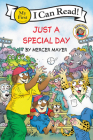 Little Critter: Just a Special Day (My First I Can Read) Cover Image
