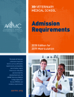 Veterinary Medical School Admission Requirements (Vmsar): 2018 Edition for 2019 Matriculation Cover Image