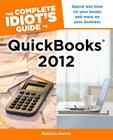 The Complete Idiot's Guide to QuickBooks 2012 Cover Image
