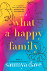 What a Happy Family Cover Image