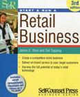 Start and Run a Retail Business [With CDROM] (Start & Run ...) Cover Image