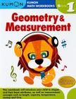 Geometry & Measurement, Grade 1 (Kumon Math Workbooks) Cover Image