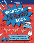 My Vacation Drawing Book (Lonely Planet Kids) Cover Image
