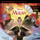 Mulan Read-Along Storybook and CD Cover Image