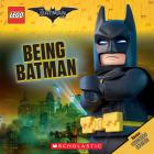 Being Batman (The LEGO Batman Movie: 8x8) Cover Image