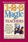 1-2-3 Magic for Teachers: Effective Classroom Discipline Pre-K Through Grade 8 Cover Image