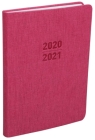 2021 Small Dark Pink Planner (Sorrento Press) Cover Image