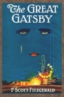The Great Gatsby: The Original 1925 Edition Classic F. Scott Fitzgerald Novel Cover Image