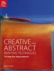 Creative and Abstract Painting Techniques Cover Image
