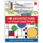 I Heart Architecture with Frank Lloyd Wright Cover Image