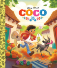 Coco Little Golden Board Book (Disney/Pixar Coco) (Little Golden Book) Cover Image