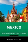 Mexico: What Everyone Needs to Know(r) Cover Image