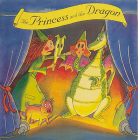 The Princess and the Dragon: Character Masks and Play Script (Child's Play Library) Cover Image
