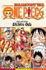 One Piece (Omnibus Edition), Vol. 20: Includes vols. 58, 59 & 60 Cover Image