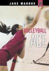 Volleyball Ace (Jake Maddox Jv Girls) Cover Image