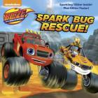 Spark Bug Rescue! (Blaze and the Monster Machines) (Pictureback(R)) Cover Image