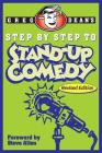 Step by Step to Stand-Up Comedy - Revised Edition Cover Image